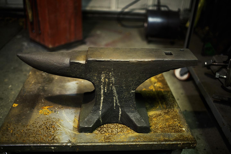 Hay-budden anvil dating