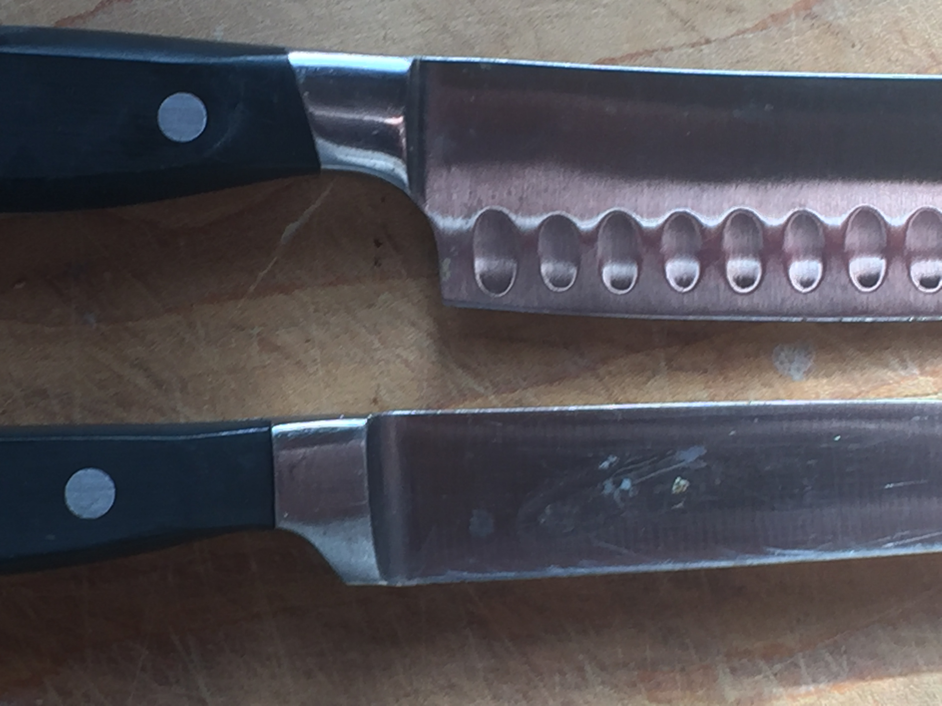 french style chef knife