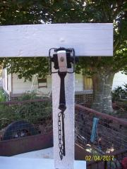 Rabbit trap door bell ( wireless )