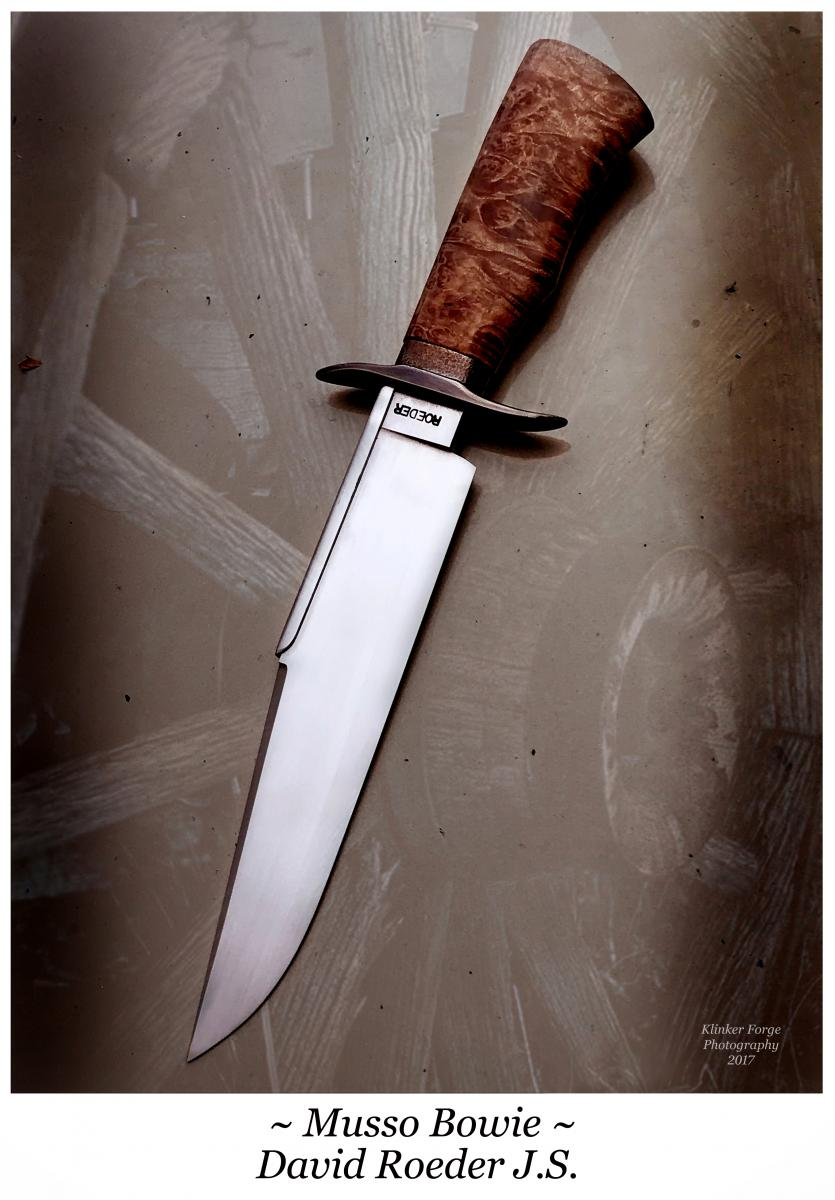 Musso Bowie