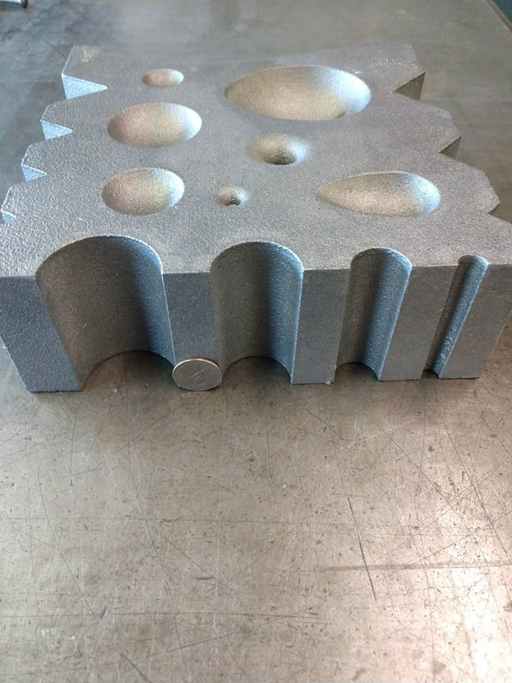 Holland Anvil Swage Block 1 - Swage Blocks - I Forge Iron